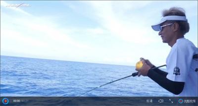 2017年泰国安达曼海实战测试-- RiskyPlayer 60系列慢摇铁板竿, F系列鼓轮F70H