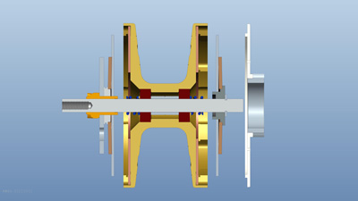 MAXEL鼓轮双刹车结构有什么优势?