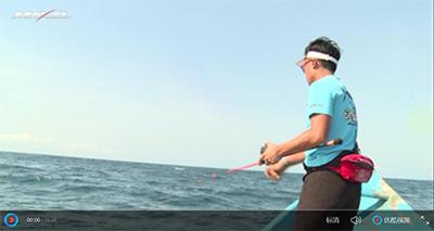 2018年印尼松巴哇岛实测2019新款慢摇铁板钓竿 - ELEMENTO元素系列,鼓轮R60H,R60HL,铁板W260G, DFS330G