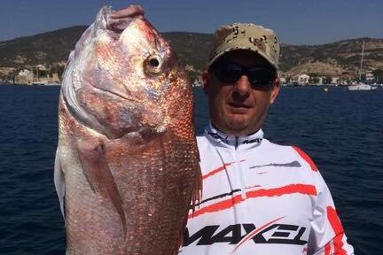 F系列海钓鼓轮渔获,真鲷(土耳其)