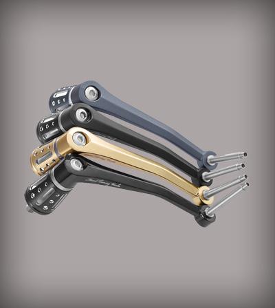 改装Shimano纺车轮摇臂