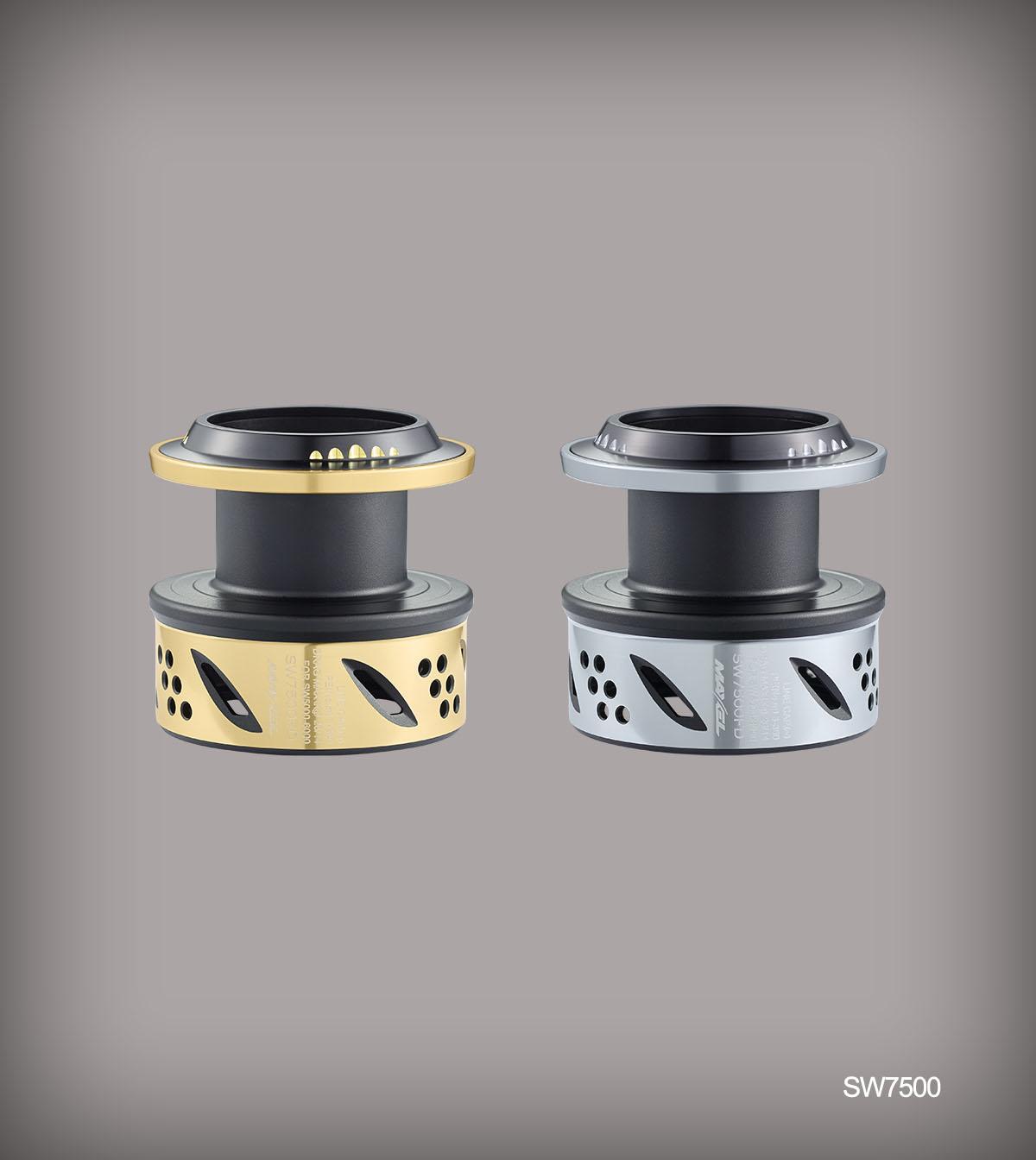 升级改装Shimano纺车轮线杯