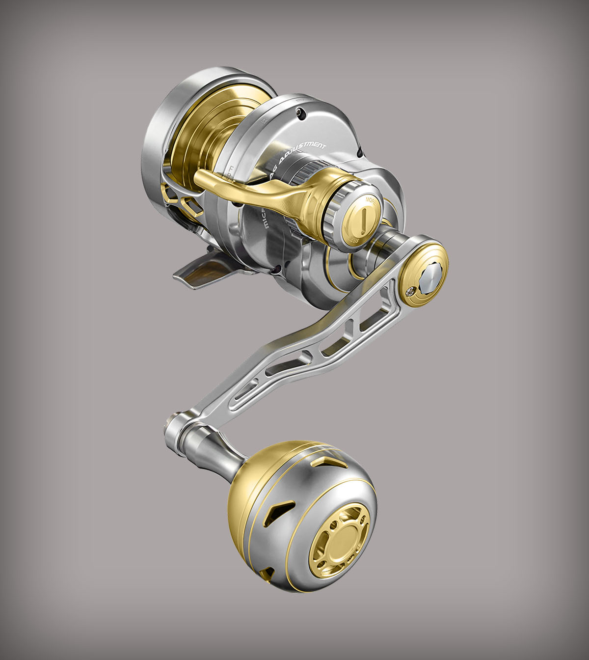 R25系列近海慢摇铁板鼓轮